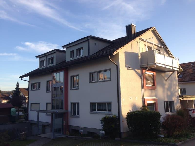 1-Zimmerwohnung, Parterre links