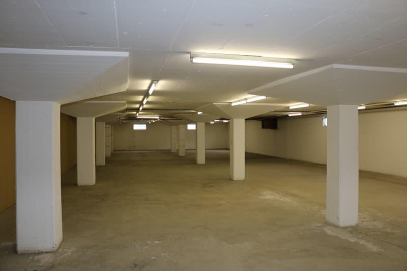 Lagerfläche ca. 377 m2 an ruhiger Lage in Wülflingen zu vermieten