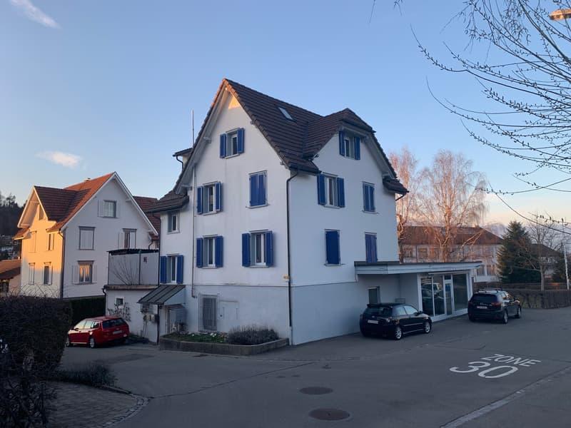 Wohn- und Geschäftshaus in Oberuzwil