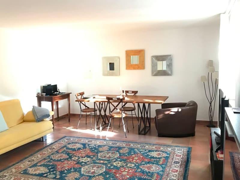 Wohnen in der Altstadt von Ascona (1)