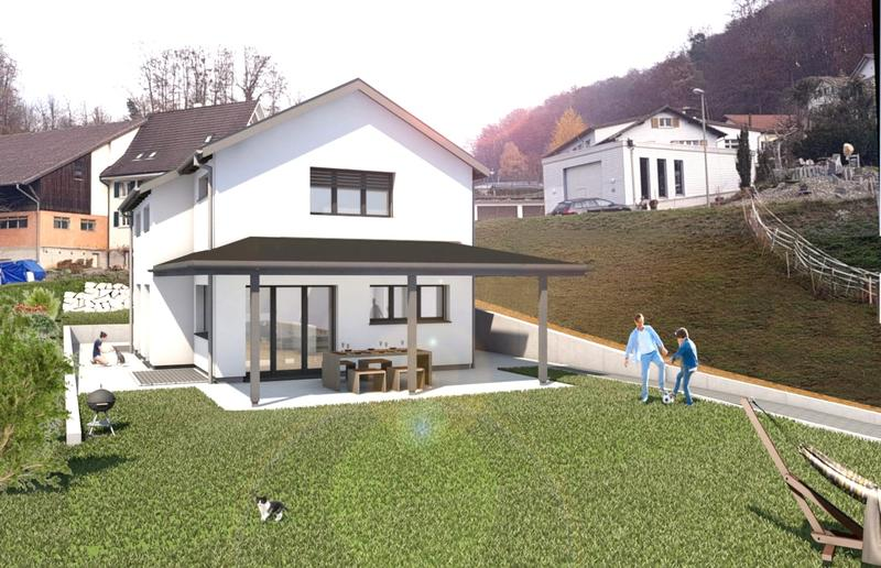 modernes & familienfreundliches Einfamilienhaus