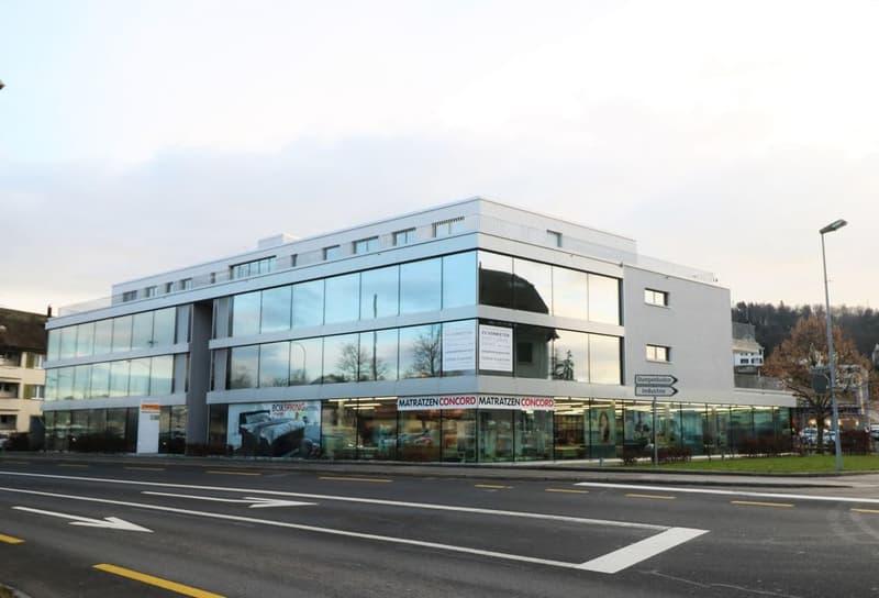 Ihr Geschäftssitz an zentraler Lage ab CHF 125.- pro m²/Jahr