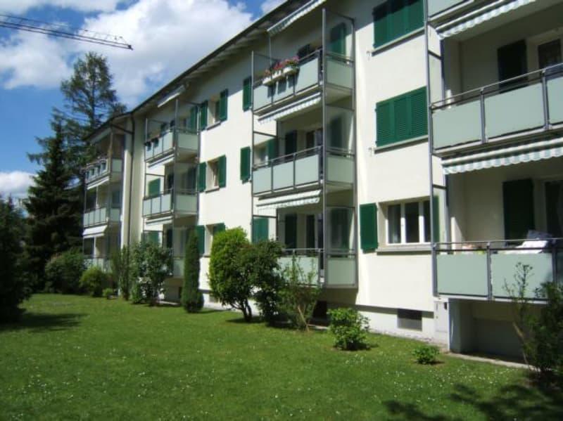 zentrale 3-Zimmer-Wohnung im Grünen