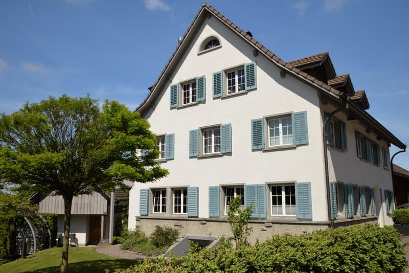 Maisonette-Dachwohnung mit Charme