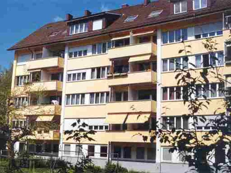 3 1/2-Zimmerwohnung, 3. Stock links