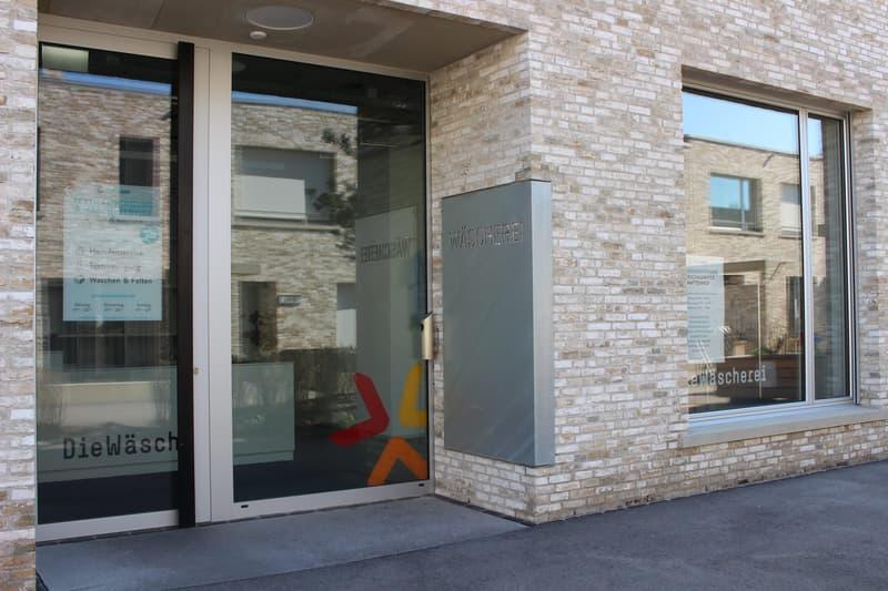 Gewerbelokal im Neubau Mattenhof