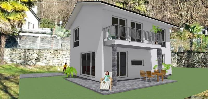 Casa unifamiliare nel verde