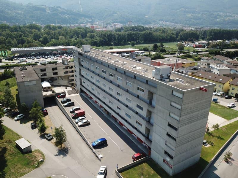 Appartamenti 2.5 locali rinnovati a Monte Carasso
