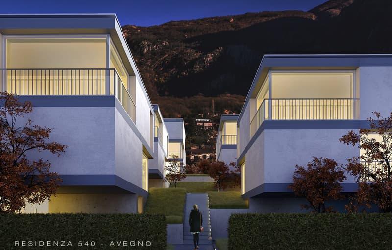 """Villetten in Neue """"Residenza 540"""""""
