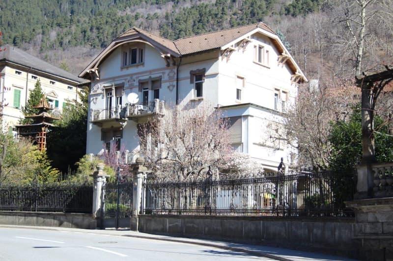 Villa D'Epoca Anche a Reddito