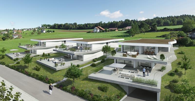 Neubau Sonnblick Terrassenhaus 5.5-Zimmer (1)