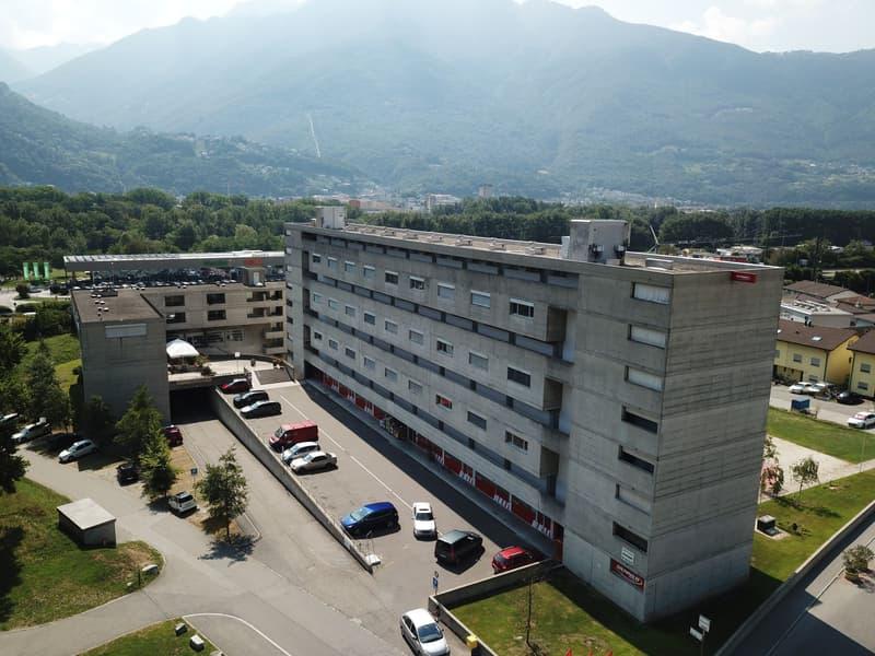 Grande appartamento 4.5 locali duplex a Monte Carasso