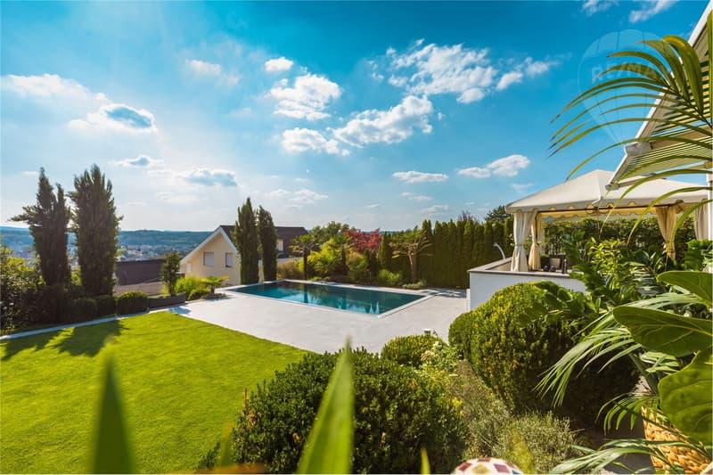 6.5 Zimmer Traumhaus mit Sicht übers Reusstal - Für Anspruchsvolle, die mehr erwarten