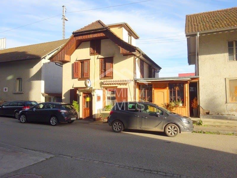 Wohn-und Geschäftshaus mit Top Rendite