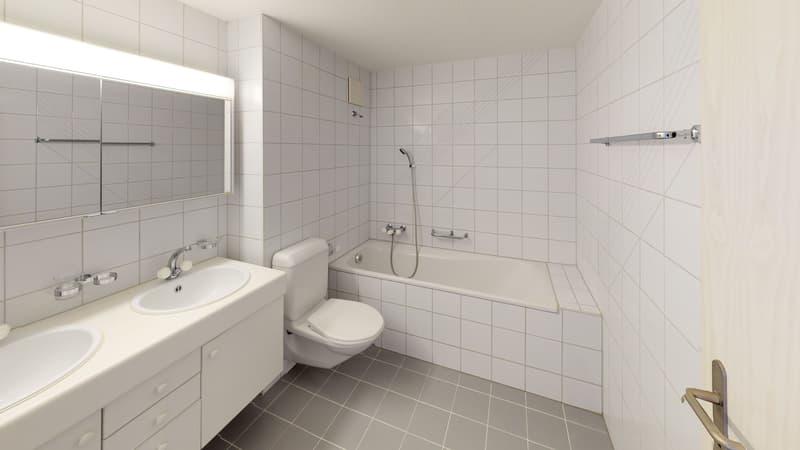 Wohnung mit sonnigem Balkon - CHF 1'000.- für Ihren Umzug sichern! (4)