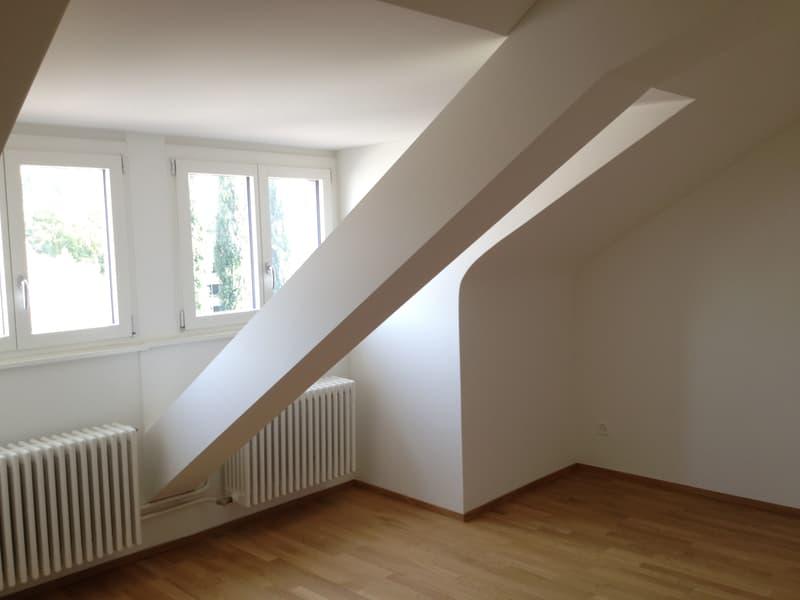 Bezaubernde 3-Zimmerwohnung beim Binninger Schloss