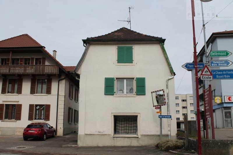 Wohnung & Haus kaufen in Courgenay | homegate.ch