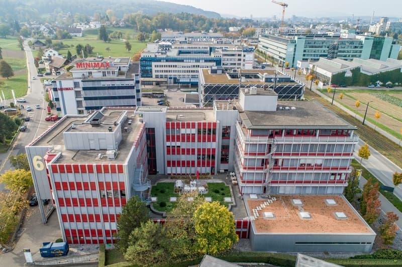 Ausgebaute Büroflächen an hervorragender Lage zu vermieten (1)