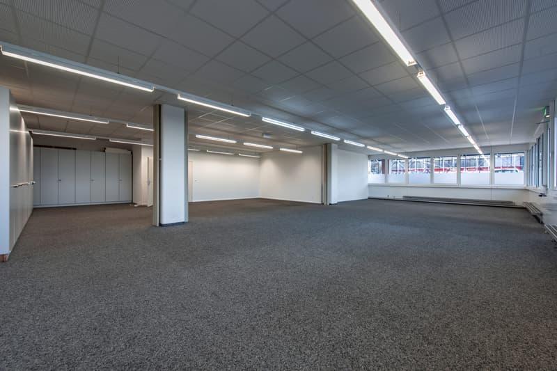 Ausgebaute Büroflächen an hervorragender Lage zu vermieten (3)