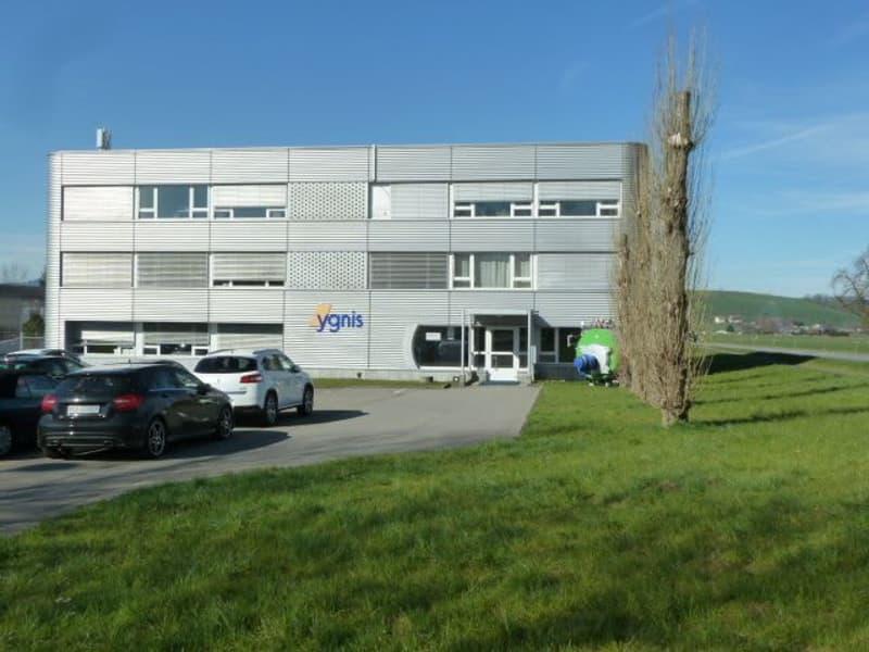 Ihr neuer Geschäftsstandort zentral in Ruswil