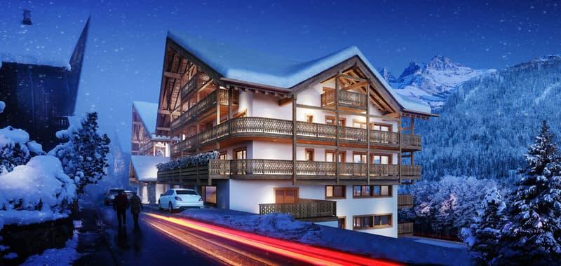 Résidence Le Montagnier - Appartement avec belle terrasse de 112 m²