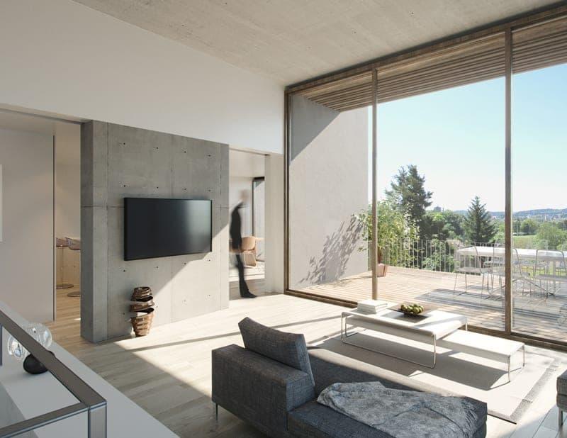 Neubau-Einfamilienhaus - 5024 Küttigen