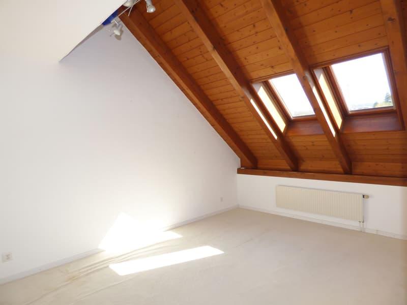 Gemütliche Dachwohnung auf zwei Etagen (4)