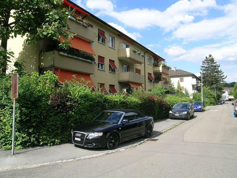 Lindenstrasse / PP Austrasse 37