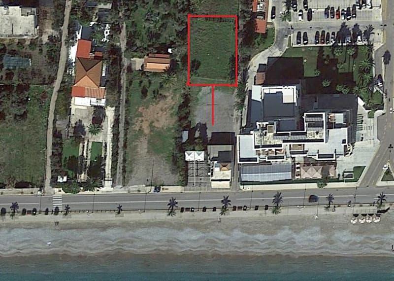 Ein Baugrundstück für Ihr Traumhaus direkt am Strand!