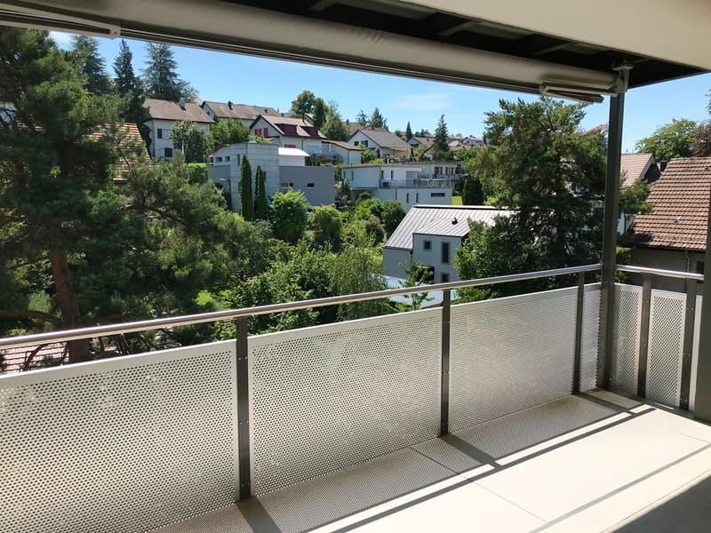 Attraktive Wohnung mit grosszügigem Balkon!
