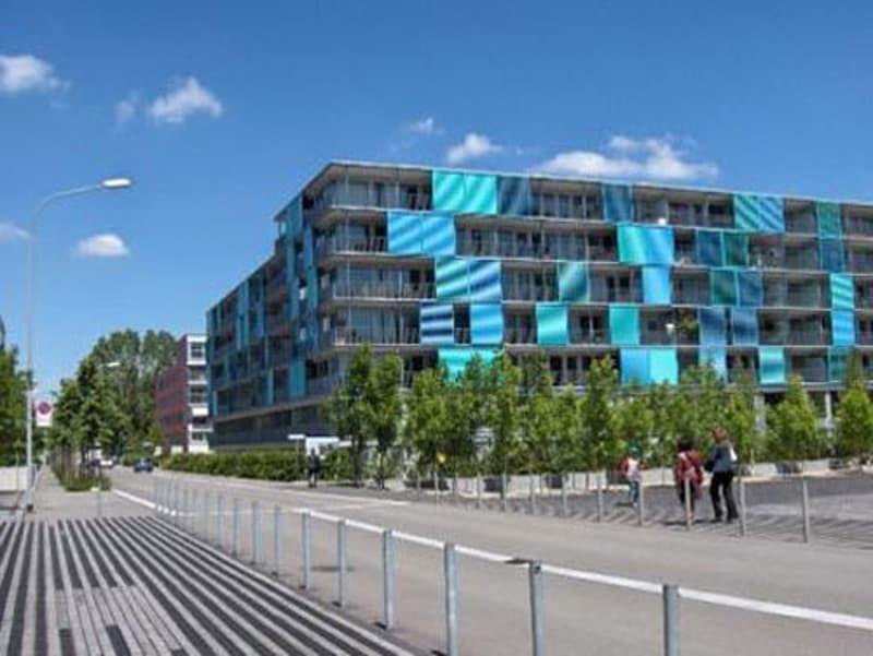 Motorradplatz nähe Bahnhof Oerlikon gesucht?