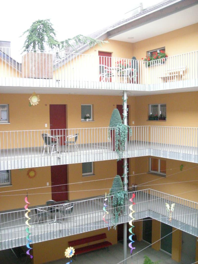 Gemütliche 2.5 Zimmerwohnung an bester Lage