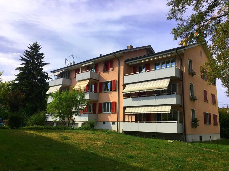 Gemütliche 2.5-Zimmerwohnung in Burgdorf!