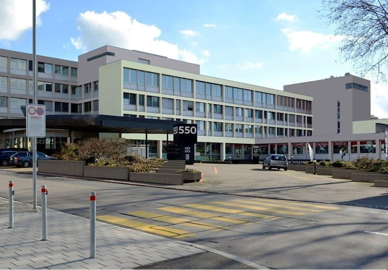 Einzelbüros in Zürich-Seebach