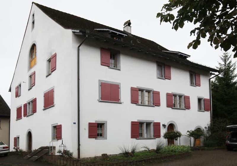 Wohnen im Schlössli - Viel Platz für Familien, WG oder Wohnen & Arbeiten