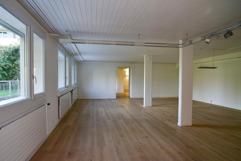 Schöne und helle Gewerbe- oder Bürofläche im Zentrum Binz-Pfaffhausen.