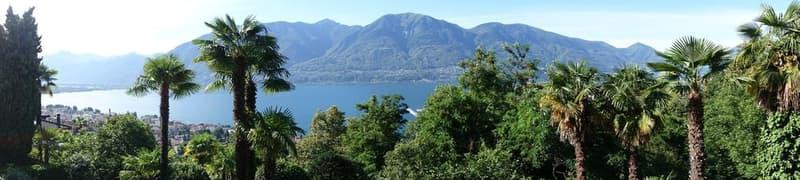Appartamento 3.5 locali con vista lago - 1° mese di locazione gratis