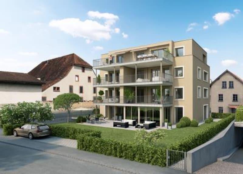 Neubau - attraktive Eigentumswohnungen an zentraler Wohnlage