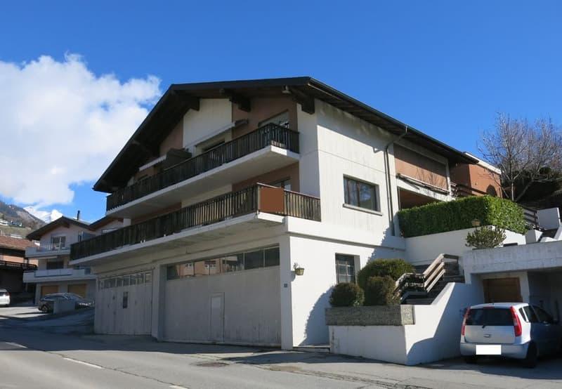 Immeuble de 4 logements au centre de Savièse