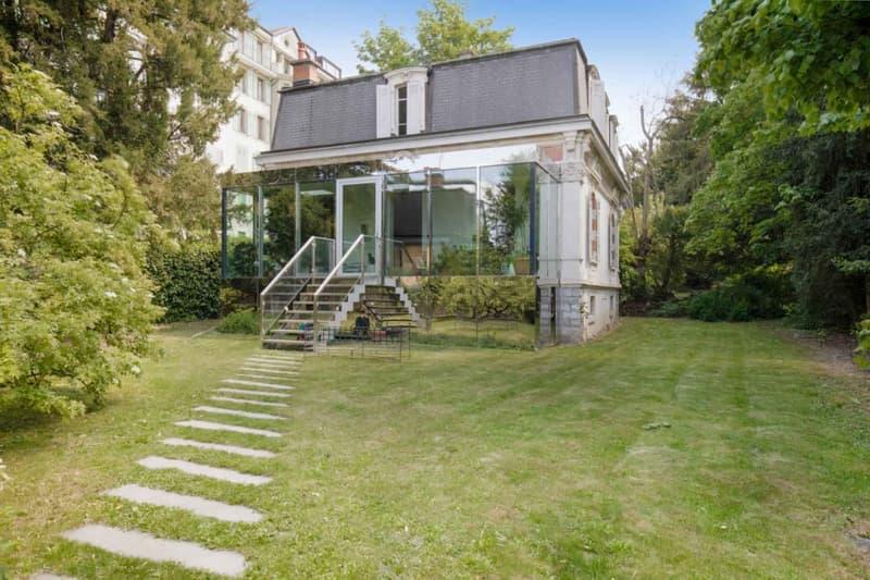 Magnifique maison au coeur de Champel