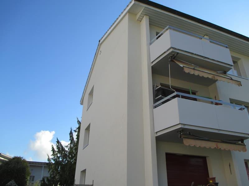 Ab sofort vermieten wir eine renovierte 4 Zimmerwohnung am Zelgwasserweg 7 in Gelterkinden