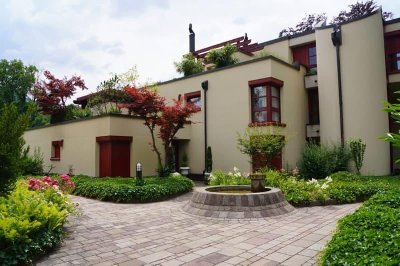 Gartenwohnung an zentraler Wohnlage