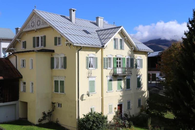 6.5-Zimmer-Wohnung in Patrizierhaus