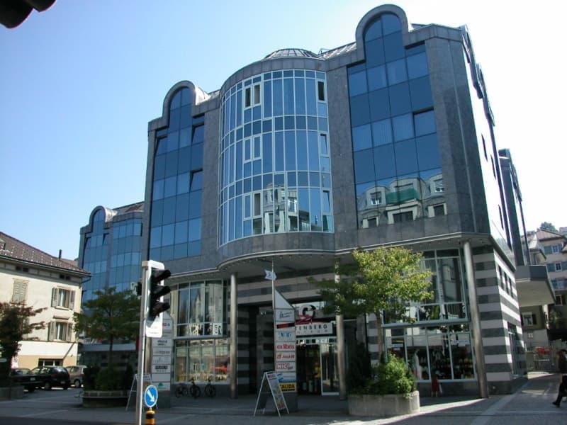 Gutenberg-Zentrum Herisau - Verkaufsfläche(n) an Top-Lage