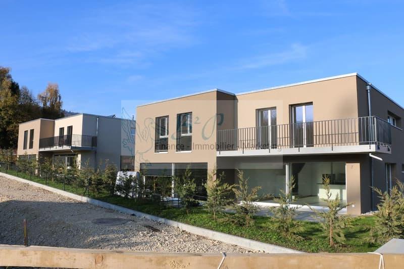 Sous le Pré  Votre future villa  de 6.5 pièces entre Colombier et Bôle
