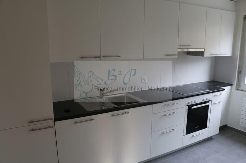 Appartement de 3.5 pièces avec terrasse/jardin