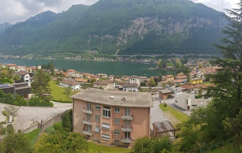 Riva San Vitale, comodo 3.5 locali
