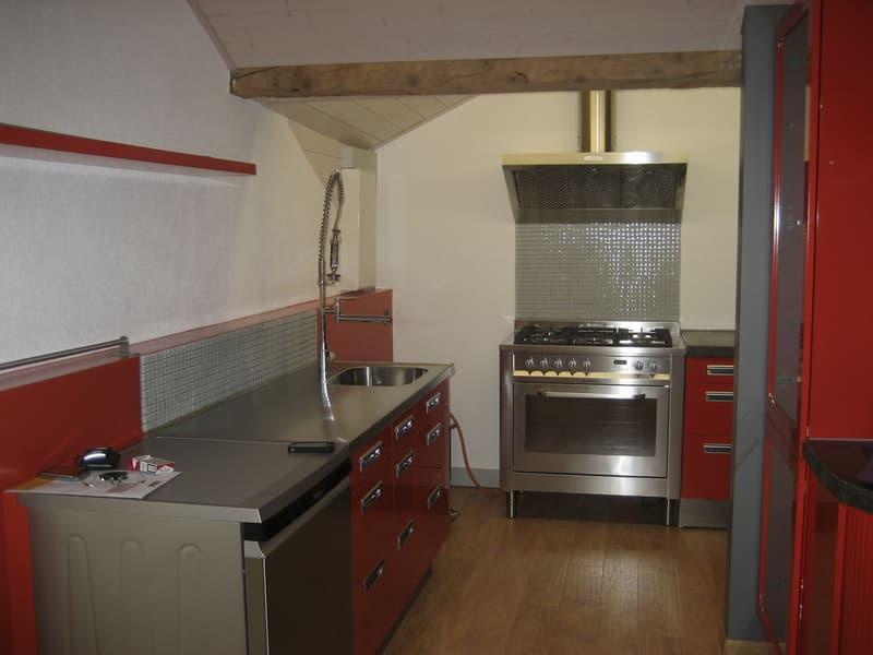 Superbe appartement en attique de 4,5 pièces
