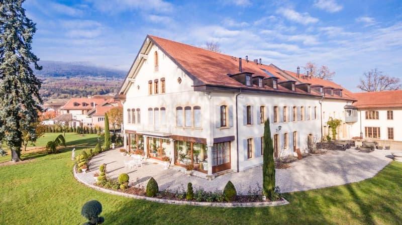 Splendide demeure de maître du XIX siècle, rénovée