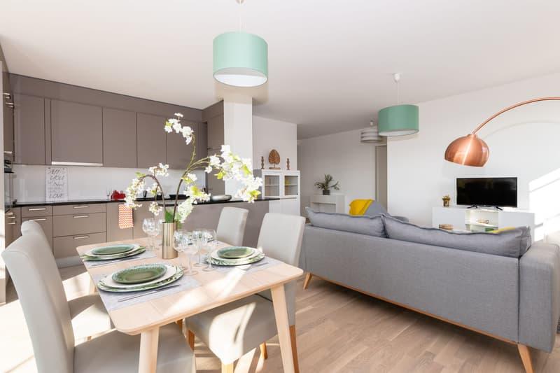 Splendide appartement neuf